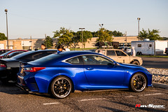 "WEKFEST 2017 NJ Ravspec WEDS Kranze Varae - Lexus RC F Sport Tyrone • <a style=""font-size:0.8em;"" href=""http://www.flickr.com/photos/64399356@N08/36339614260/"" target=""_blank"">View on Flickr</a>"