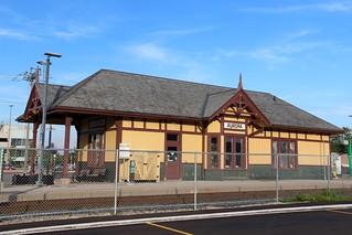 Aurora Railway Station (Aurora, Ontario)