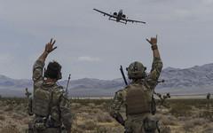 United States Air Force (World Armies) Tags: jointterminalattackcontrollers nevadatestandtrainingrange jtac closeairsupport a10thunderboltii nellisairforcebase nevada unitedstates us