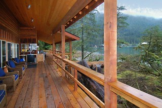Alaska Salmon Fishing Lodge - Luxury 66