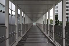 perspective_IMG_4491 (strange_hair) Tags: perspective future vanishing point tokyo japan urban shinagawa