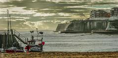 Wild Viking Bay (philbarnes4) Tags: viking bay broadstairs thanet kent england unitedkingdom nikon landscape seascape beach water sea coast coastline coastal sand dslr philbarnes d3100 vikingbay