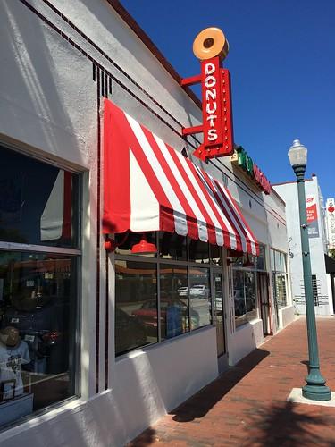 Velvet Creme Doughnut LIttle Havana Miami