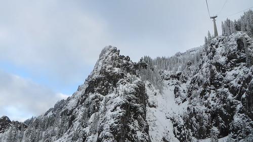 Descending Tegelberg