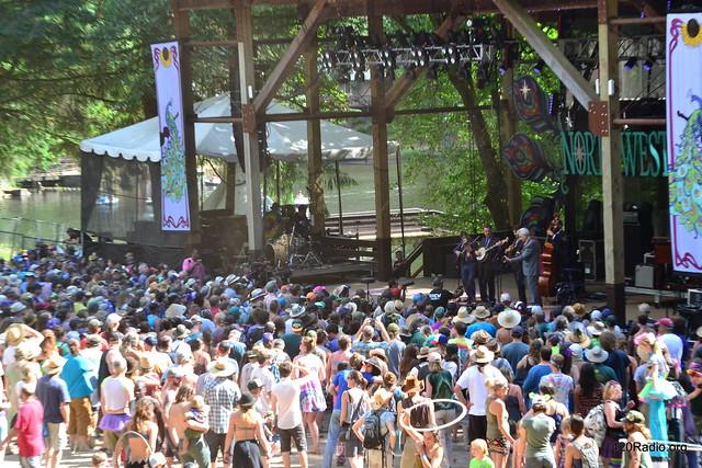 Del McCoury Band - Northwest String Summit, North Plains, OR - 07/15/17