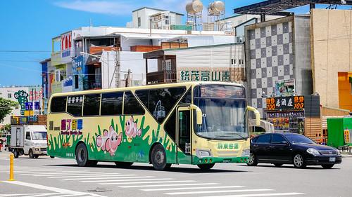 HINO RK8JRSA | 墾丁街車橘線 | Kenting