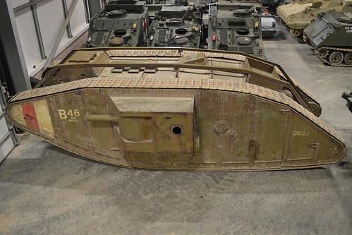"""Replica MkIV Tank '2063 / B46' """"BIG BRUTE"""""""