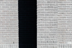 Gothic Short Story (czerwiony Smãtk) Tags: wall gdańsk danzig hometown brick shadow buttress przypora pattern canoneos6d canonef85mmf18