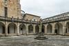 DSC8393 Claustro, siglo XVII, Catedral de Mondoñedo (Lugo) (Ramón Muñoz - ARTE) Tags: catedral de mondoñedo basílica iglesia arte religioso románico gótico lugo galicia gótica claustro