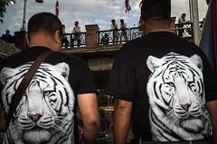* (Sakulchai Sikitikul) Tags: street snap streetphotography summicron songkhla sony tshirt tiger flash hatyai 35mm leica a7s