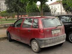 Fiat Punto 55 S 1997 (LorenzoSSC) Tags: fiat punto 55 s 1997