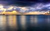 Mattutino (Gio_ said_good_by) Tags: landscape sunrise skyline clouds alba mattutino bari sea seascape water waterfront flickr canon eos mattina quiete atmosphere longexpo tripod waitingforthesunrise