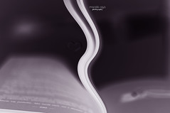 page after page ... (mariola aga) Tags: book pages macro inverted monochrome twirl abstract art