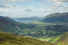 Looking towards Bassenthwaite (Future-Echoes) Tags: 4star 2014 bassenthwaite bassenthwaitelake cumbria lake landscape mountains thelakedistrict valley
