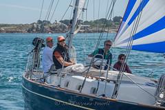 Caper's happy crew (Matchman Devon) Tags: classic channel regatta 2017 paimpol caper