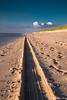 Wohin führt der Weg? (Klaus Fritsche) Tags: castricum holland sonnenuntergang strand