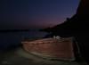 Barca sulla spiaggia - Lido Rossello (Marco Ciccarelli) Tags: agrigento lidorossello realmonte notte night boat barca mare sea beach spiaggia sunset marco ciccarelli