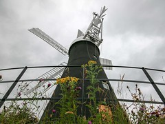 Holgate Windmill, July 2017 - 1 (nican45) Tags: 05072017 1020 1020mm 1020mmf456exdc 2017 5july2017 canon dslr eos70d hwps holgate holgatewindmill july sigma york yorkshire flower mill wideangle windmill