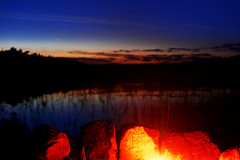 Fire_1 (carstenkolleck1) Tags: hiking fire nikon sweden d7100