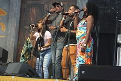 Adonis y Osain del Monte (2017) 06 (KM's Live Music shots) Tags: worldmusic cuba rumba adonisyosaindelmonte neworleansjazzheritagefestival bluestent fairgroundsracecourseneworleans