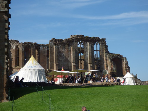 Kenilworth Castle - Clash of Knights - Great Hall