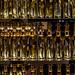 Whisky wall at the Whisky Bar!