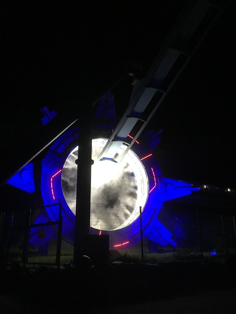 Galactica at Scarefest - 2016