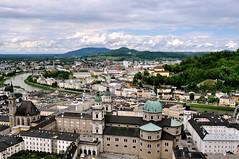 Day trip to Salzburg (J@photo) Tags: salzburg austria austriantown easterneurope europetravel europearchitecture daytrip mozartsbirthplace architecture medievaltown europeantown salzachriver salzburgoldtown