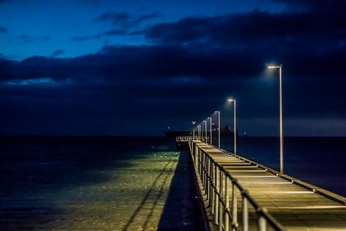 Rosebud Pier-1