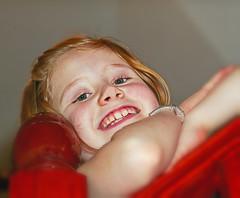 Child Portrait ( Canon EOS 6D & EF 85mm f1.8 Prime) (markdbaynham) Tags: people child portrait canon canonite canonites eos 6d fullframe dslr smile ef 85mm f18 prime