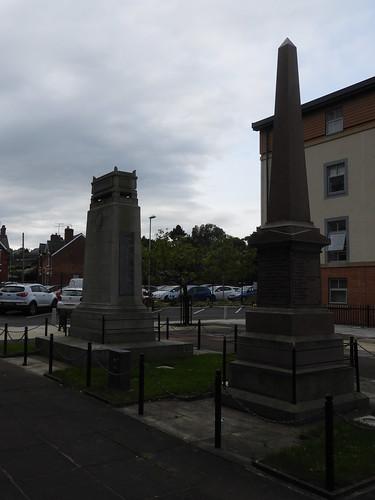 Flint War Memorials