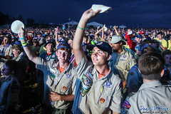 Wave Your Tortillas In The Air? (Daniel M. Reck) Tags: 2017nationalscoutjamboree 2017jambo attsummitstadium bsa boyscoutsofamerica dmrfeature dmrphoto glenjean mounthope nsj nationalscoutjamboree sbr scouting summitbechtelreserve westvirginia year2017 unitedstates