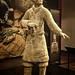 Standing terracotta archer from the tomb of Emperor Qin Shi Huang China 210-209 BCE