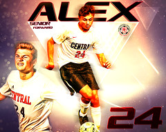 Alex_HC_Graphic_17 (Sideline Creative) Tags: graphicdesign capturingthemoment soccer footballedits footballdesign digitalart sportsedit sportsgraphics sportsedits socceredit socceredits poster sportsposters photoshop