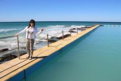 Curl Curl pool (Poytr) Tags: curlcurl sydneyaustralia sydney northernbeaches beach ocean oceanpool pacificocean tasmansea sea water chensmallbird