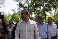 Pedro Passos Coelho em Ribeira de Pena