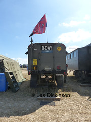 SSY 345, Bedford QL Command Truck, P1110857 (LesD's pics) Tags: armytruck militaryvehicle truck lorry greatdorsetsteamfair2017 ssy345 bedford ql commandtruck