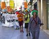 2014.10.19 #NiMutsNiGabia_8 (Bru Aguiló) Tags: nimutsnialagàbia esplugues barcelona placaufec protesta especulación manifestación mossosdesquadra represión derechoshumanos