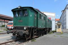 E9199 (yann.train) Tags: railway rail train chemindefer patrimoine matérielpréservé musée museum db deutsche bahn nuremberg nürnberg électrique locomotive e9199 borsig drg class e 91 baureihe 191 deutschen