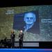 """Ženja Leiler, novinarka in predsednica komisije ob podelitvi Badjurove nagrade za življenjsko delo filmskemu producentu, Franciju Zajcu. • <a style=""""font-size:0.8em;"""" href=""""http://www.flickr.com/photos/151251060@N05/37059663791/"""" target=""""_blank"""">View on Flickr</a>"""