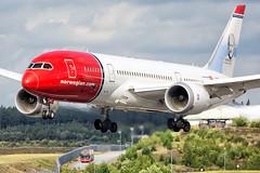 LN-LNB Boeing 787-8 Dreamliner Norwegian Long Haul (Andreas Eriksson - VstPic) Tags: lnlnb boeing 7878 dreamliner norwegian long haul from new york