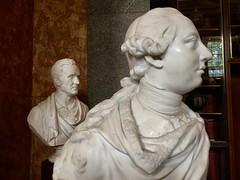 Robert Smirke and George III (Matt From London) Tags: britishmuseum robertsmirke georgeiii king busts sculpture