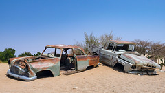 Rusty Old Cars | P9193157-1 (:munna) Tags: solitaire namibia rusty old car cars