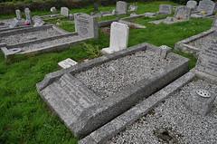Gravesite - John Johns and Ruth Gill