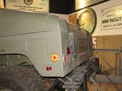 "M1043 Up-Armored HMMWV 52 • <a style=""font-size:0.8em;"" href=""http://www.flickr.com/photos/81723459@N04/37298794865/"" target=""_blank"">View on Flickr</a>"