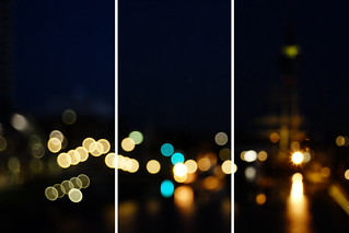From light blobs to BOKEH! (comparison)