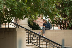 Week in Photos - 19 (Ole Miss - University of Mississippi) Tags: 2017 skb3145 christamoreland farley steps students university ms usa