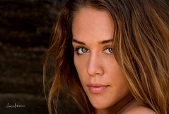 Paige Simkins Sunrise @ Sandy's 14P (JUNEAU BISCUITS) Tags: model femalemodel female modeling portrait portraiture glamour bikini fitness nikon nikond810 blueeyes hawaii sandybeach beauty beautiful