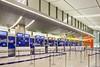 Ceiling - Boston Logan International Airport, Terminal C Expansion  Check Point Consolidation (Gordon Inc) Tags: eastboston ma unitedstates usa