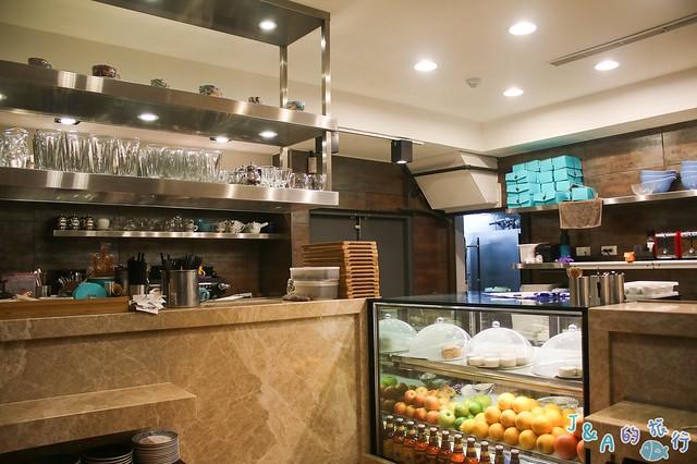 【捷運南京復興/台北小巨蛋】CU Cafe紅銅咖啡 火焰魔法冰磚外型吸睛、擁有多層次口感!南京復興咖啡廳早午餐輕食 @J&A的旅行
